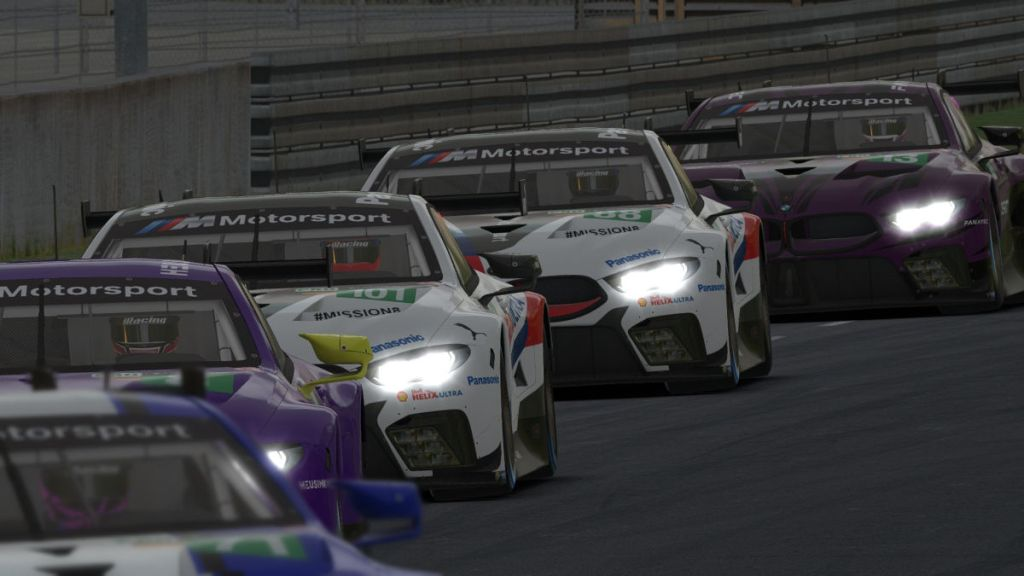 iRacing 2020 Season 2 Patch 8 Hotfix 1 Released