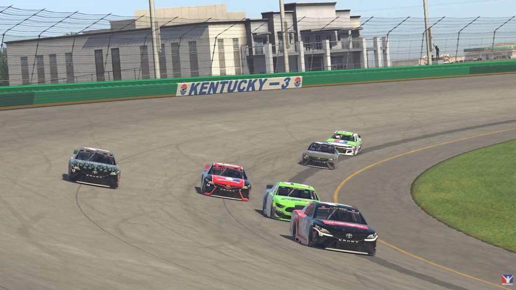 iRacing Announces A Rescanned Kentucky Speedway