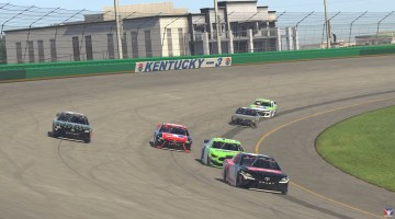 iRacing Announces A Rescanned Kentucky Speedway