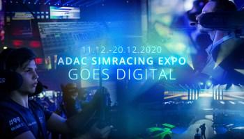 2020 ADAC SimRacing Expo Goes Virtual