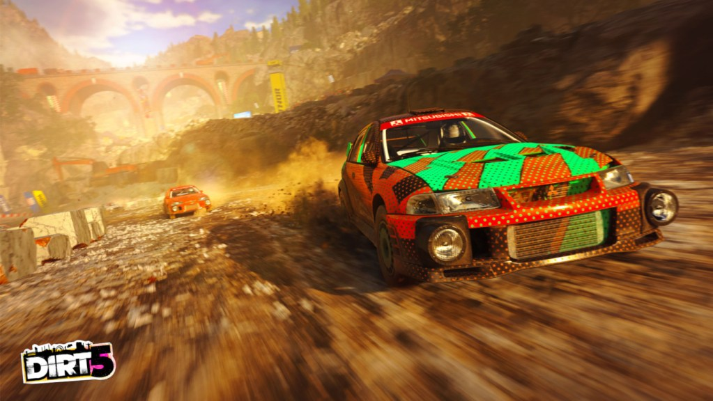 Check out the DIRT 5 Story and Career Mode Details