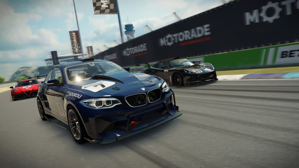 Gear.Club Unlimited 2 - Tracks Edition includes 5 new cars, all DLC, and motorsport versions of existing cars...