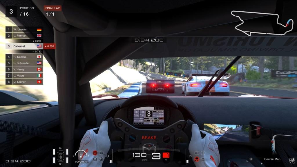 Trial Mountain in Gran Turismo 7