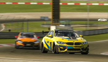 BMW Holds A Customer Racing Track Day in iRacing