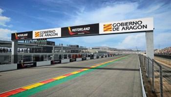 Motorland Aragon DLC released for RaceRoom