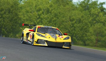 The Corvette C8.R Is Coming Soon To rFactor 2
