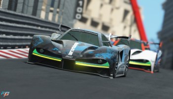 rFactor 2 release the electric RCCO eX ZERO 2021