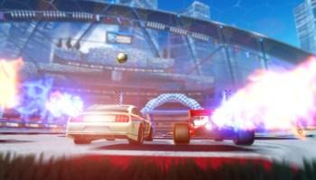 NASCAR and F1 DLC for Rocket League Season 3
