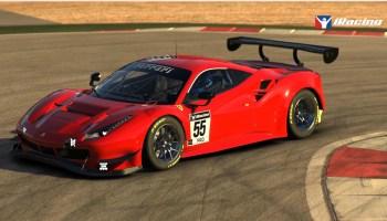 Ferrari 488 GT3 EVO Arrives In iRacing 2021 Season 4