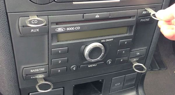 Ford Radio Serial Number Lookup