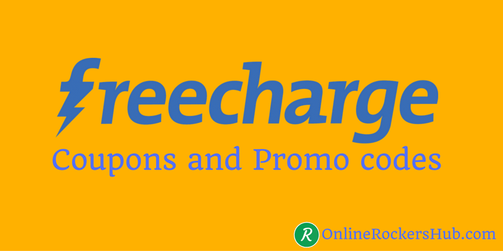 FreechFreecharge coupons, discounts and promo codes