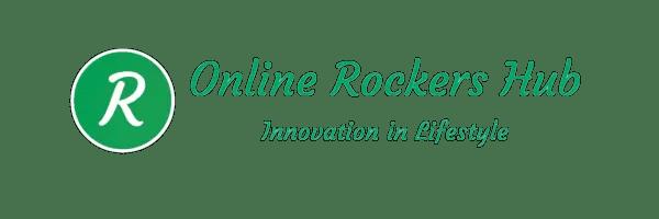 OnlineRockersHub logo - Innovation in Lifestyle