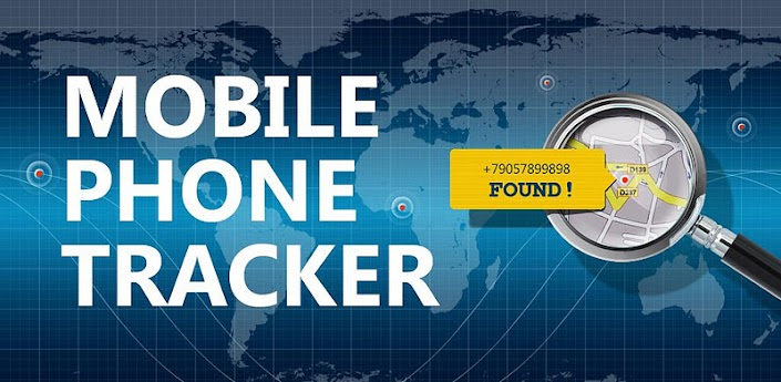Android Phone tracker apps
