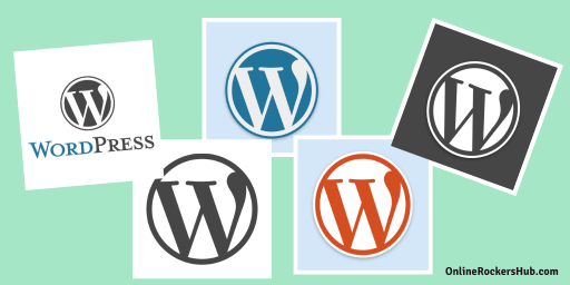 How to download Official WordPress logo?