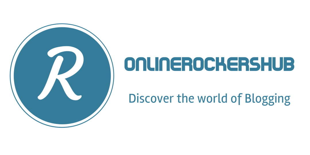 OnlineRockersHub Complete Logo with Transparent Background