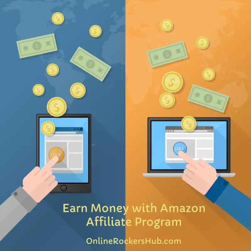Earn Money with Amazon Affiliate Program