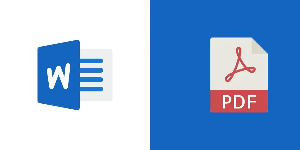 Word to PDF Converter at PDF Convert Free