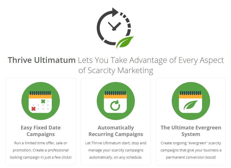 Buy Thrive Ultimatum for $97