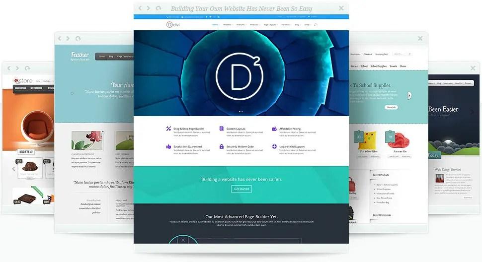 Elegant Themes - WordPress Themes Collection