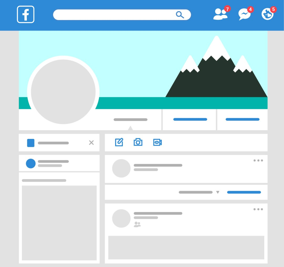 Facebook Pages are increasing