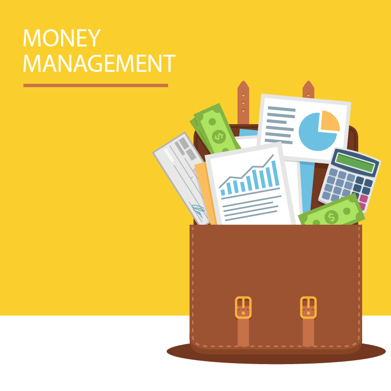 Money Management is essential