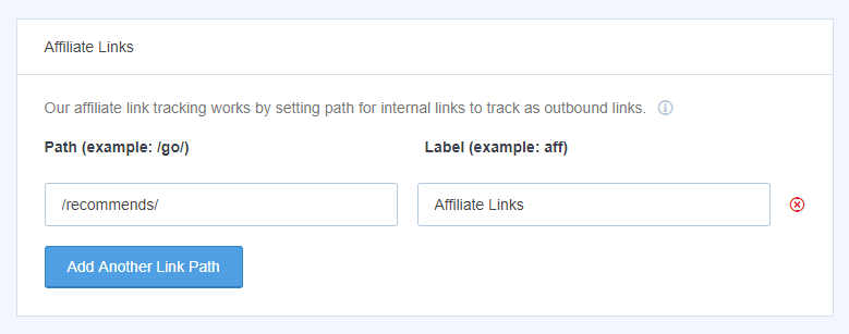 Tracking Affiliate Link Clicks with MonsterInsights Plugin