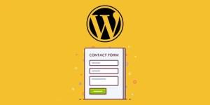 8 Best WordPress Contact Form Plugins in 2019