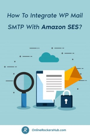 How To Integrate WP Mail SMTP With Amazon SES_ - Pinterest Image