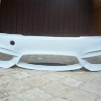 Bara de fata pentru BMW e46, model M4 din fibra de sticla - alta porcarie