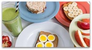 Cum sa ajungem la un mic dejun hipocaloric si gustos