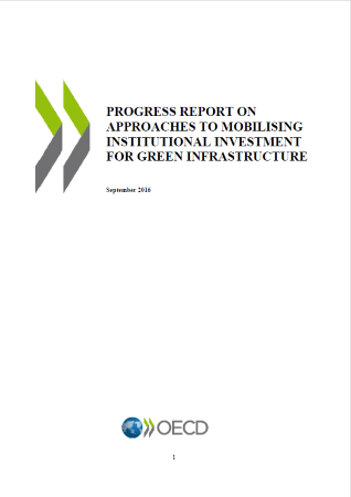 oecd sustainable development report