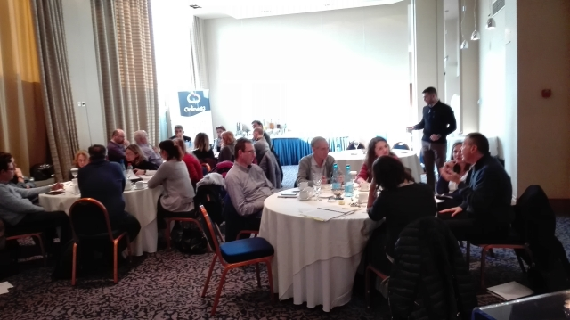 Photo from the consultation workshop in RCM