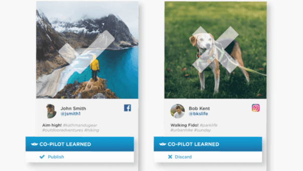 Stackla adds a Co-Pilot to recommend which user content should be published