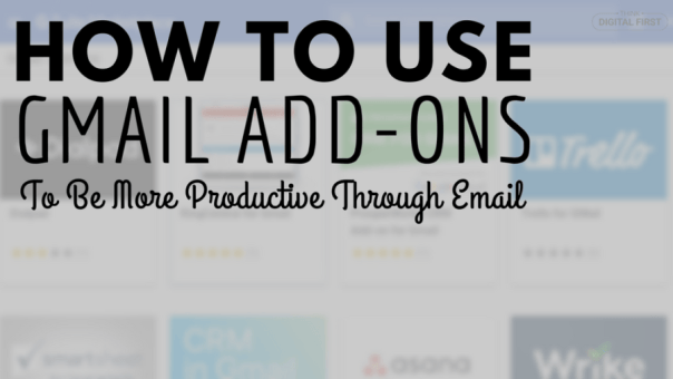 How To Use Gmail Inbox Add-Ons To Be More Productive
