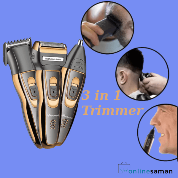3 in 1 Trimmer