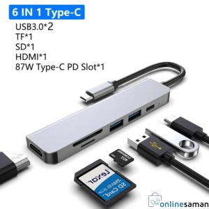 2 Usb C Hdmi-compatible