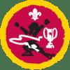 Athletics Plus badge