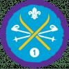 Snowsports badge (Level 1)