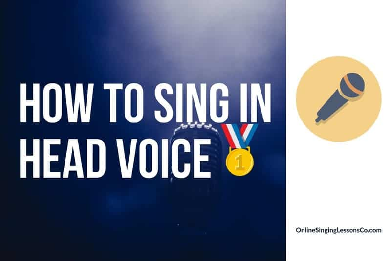 How to Sing in Head Voice (2021 Guide)🥇