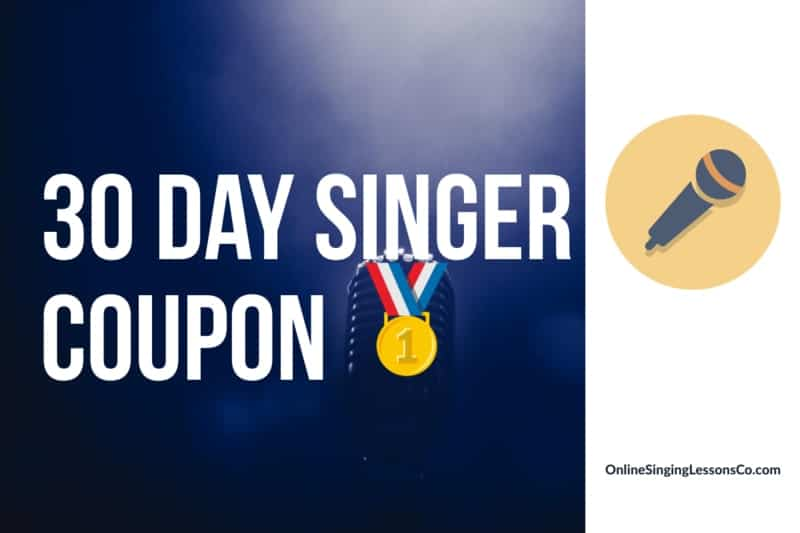 30 Day Singer Coupon – Discount (2021)🥇