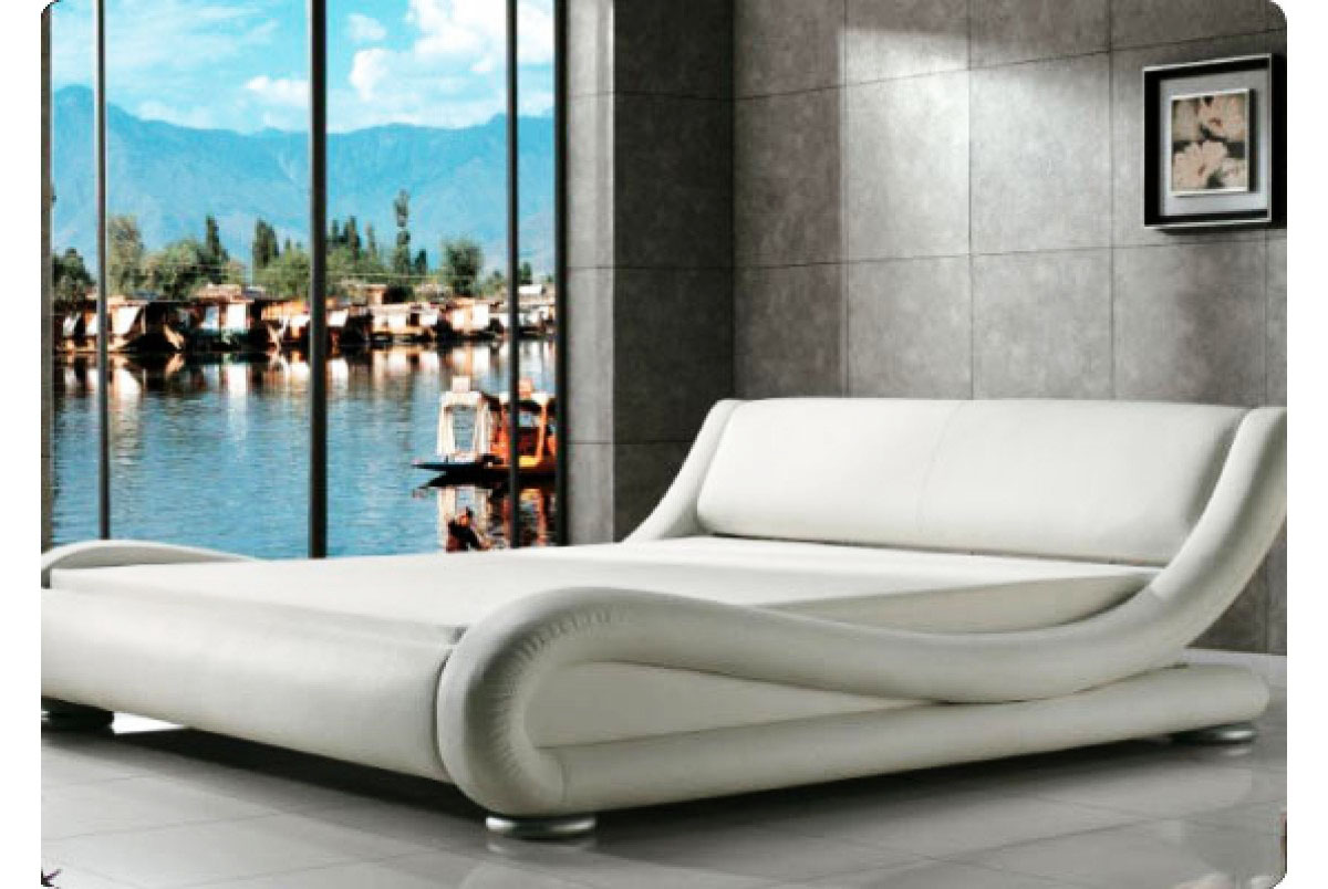 sofa bed in mumbai motion reviews buy modern designer faux leather italian double