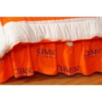 Clemson Tigers Bedding, Clemson Bedding Set