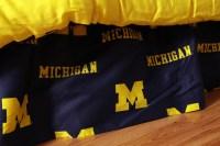 Michigan Wolverines Bedding Sets Price Compare