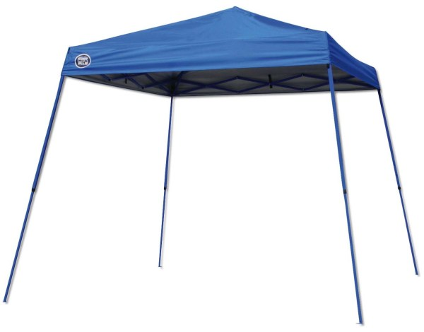 10' X Shade Tech St56 Instant Canopy Tent Blue