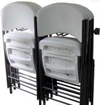 Storage Racks: Folding Chair Storage Racks