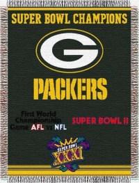 Packers Blankets, Green Bay Packers Blanket, Packers ...