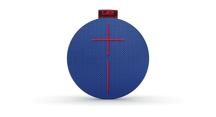 Logitech UE Roll Waterproof Bluetooth Speaker