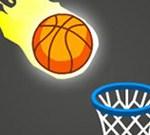 Swipe Basketball Neon – free basketball gameplay online
