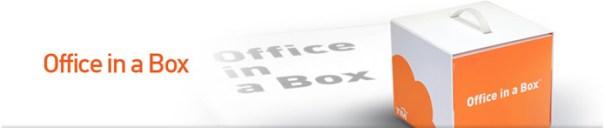 Streamyx Business Office in a Box OIAB