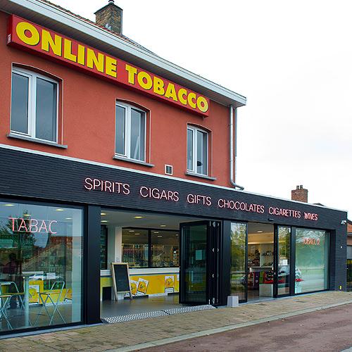 Tobacco Online Shop Adinkerke Cigarettes Cigars